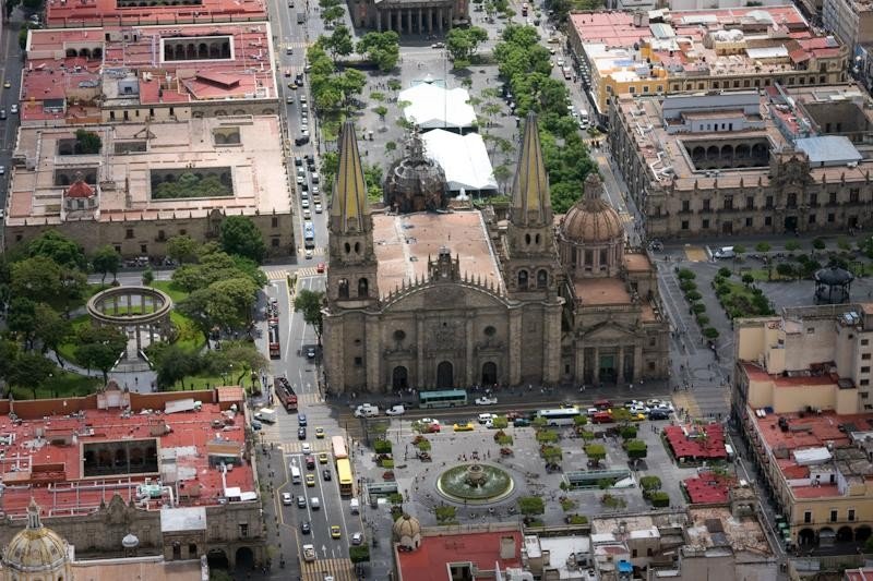 День незалежності (17-ий день в Мексиці)