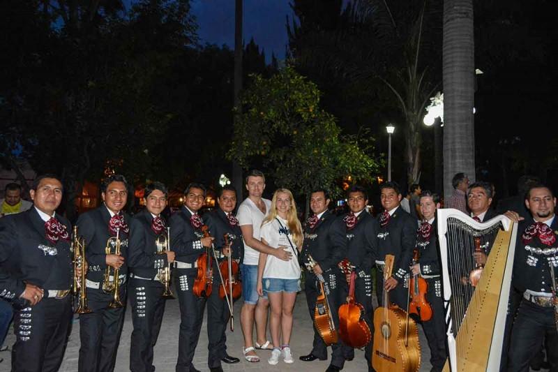 6-ий день Mariachi ввечері, п'ятниця. 05.09.2014