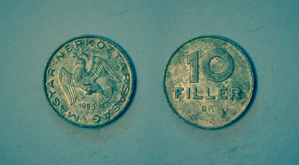 Hungary coins